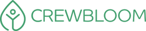 crewbloom footer logo